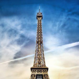 Statt noch einer Brille… verkauf doch mal den Eiffelturm!